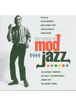 Various Artists - Return Of Mod Jazz (Music CD)