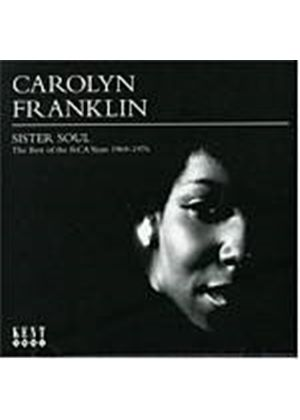 Carolyn Franklin - Sister Soul - The Best Of The RCA Years 1969 - 76 (Music CD)
