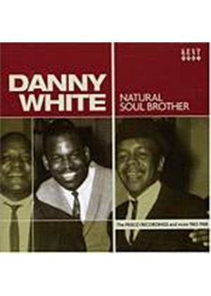 Danny White - Natural Soul Brother (Music CD)