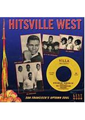 Various Artists - Hitsville West - San Franciscos Uptown Soul (Music CD)