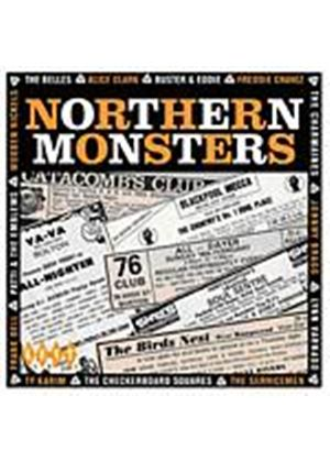 Various Artists - Northern Monsters (Music CD)