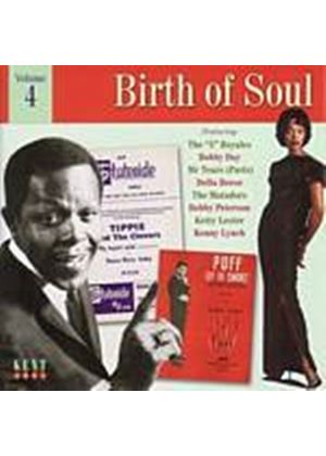 Various Artists - Birth Of Soul - Volume 4 (Music CD)