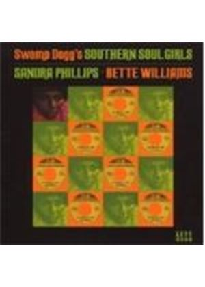 Sandra Phillips/Bette Williams - Swamp Doggs Southern Soul Girls (Music CD)