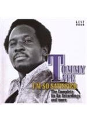 Tommy Tate - I'm So Satisfied - The Complete Ko Ko Recordings And More