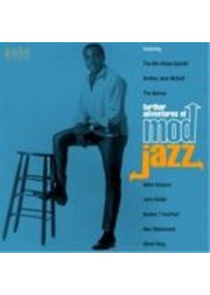Various Artists - Further Adventures of Mod Jazz (Music CD)