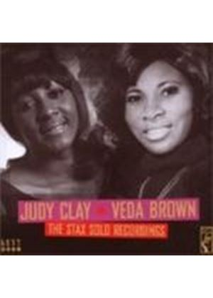 Judy Clay And Vera Brown - The Stax Solo Recordings
