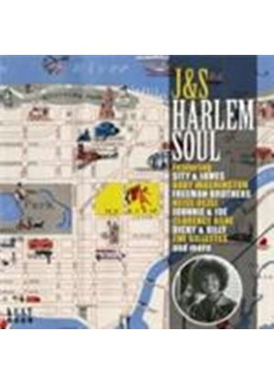 Various Artists - J And S Harlem Soul (Music CD)
