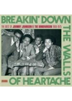 Johnny Johnson & The Bandwagon - Breakin' Down The Walls Of Heartache (The Best Of Johnny Johnson & The Bandwagon 1968-1975) (Music CD)
