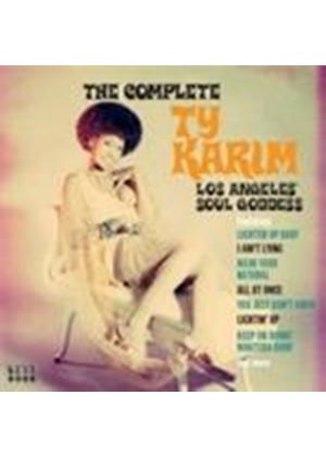 Ty Karim - Complete Ty Karim, The (Los Angeles' Soul Goddess) (Music CD)