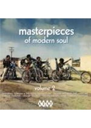 Various Artists - Masterpieces Of Modern Soul Vol.2 (Music CD)