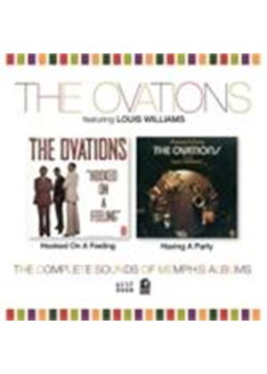 Ovations - Hooked On A Feeling/Having A Party (Music CD)