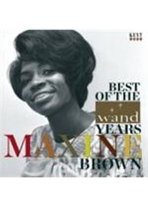 Maxine Brown - Best Of The Wand Years (Music CD)