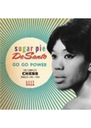 Sugar Pie DeSanto - Go Go Power (The Complete Chess Singles 1961-1966) (Music CD)