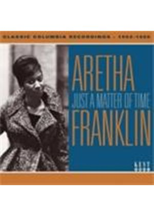 Aretha Franklin - Just A Matter Of Time (Classic Columbia Recordings 1962-1966) (Music CD)
