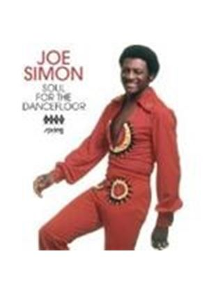 Joe Simon - Soul For The Dancefloor (Music CD)