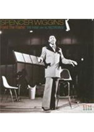 Spencer Wiggins - Feed The Flame (Music CD)