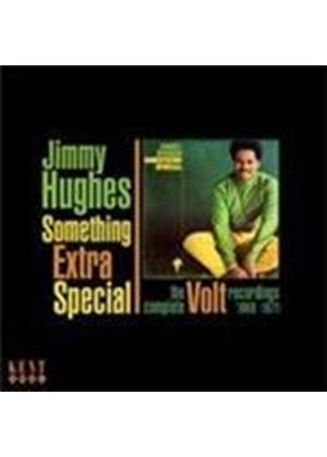 Jimmy Hughes - Something Extra Special (The Complete Volt Recordings 1968-1971) (Music CD)