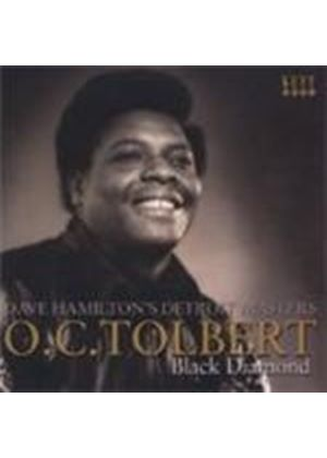 OC Tolbert - Black Diamond (Music CD)