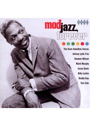 Various Artists - Mod Jazz Forever (Music CD)