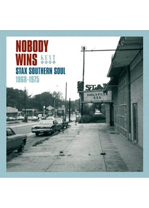 Various Artists - Nobody Wins ~ Stax Southern Soul 1968-1975 (Music CD)
