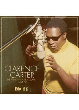 Clarence Carter - Fame Singles, Vol. 1 (1966-70) (Music CD)