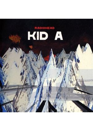 Radiohead - Kid A (Music CD)