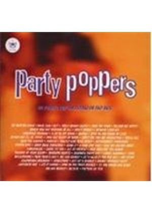 Various Artists - Party Poppers (50 Power Pop Anthems In The Mix)