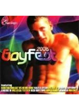 Various Artists - Gayfest 2008
