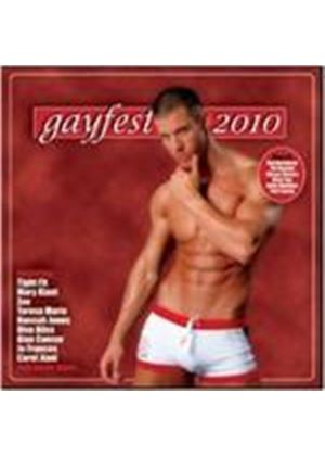 Various Artists - Gayfest 2010 (Mixed By DJ David Strong) (Music CD)