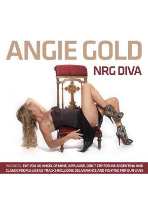 Angie Gold - NRG Diva (Music CD)