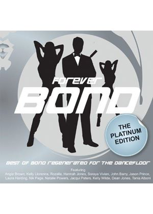 Various Artists - Forever Bond (Platinum Edition) (Music CD)