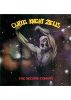 Curtis Knight Zeus - Second Coming, The (Music CD)