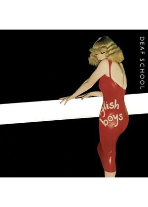 Deaf School - English Boys - Working Girls (Music CD)
