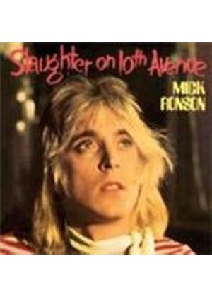Mick Ronson - Slaughter On 10th Avenue (Music CD)