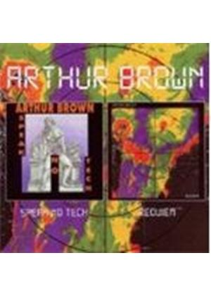 Arthur Brown - Requiem/Speak To Tech (Music CD)