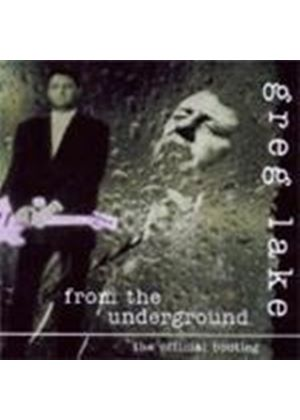 Greg Lake - From The Underground Vol.1 (Music CD)