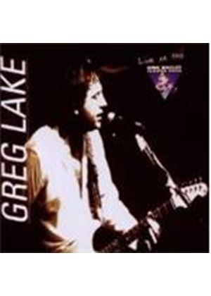 Greg Lake - Live On The King Biscuit (Music CD)