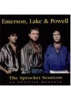 Emerson Lake & Powell - Sprocket Sessions, The (Music CD)