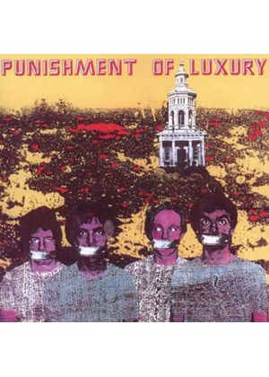 Punishment Of Luxury - Laughing Academy (Music CD)