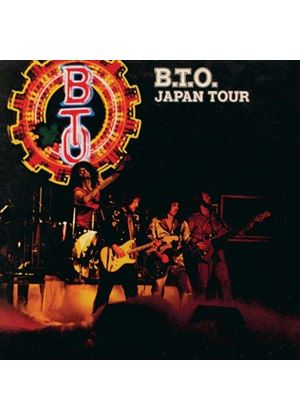 Bachman-Turner Overdrive - Japan Tour (Live Recording) (Music CD)