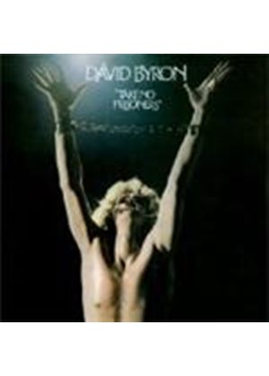 David Byron - Take No Prisoners (Music CD)