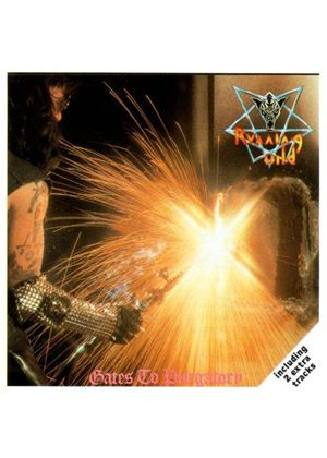 Running Wild - Gates of Purgatory (Music CD)