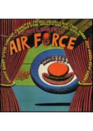 Ginger Bakers Airforce - Ginger Bakers Airforce (Music CD)