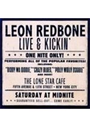 Leon Redbone - Live And Kickin (Music CD)