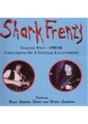 Shark Frenzy - Confessions Of A Teenage Lycanthrope