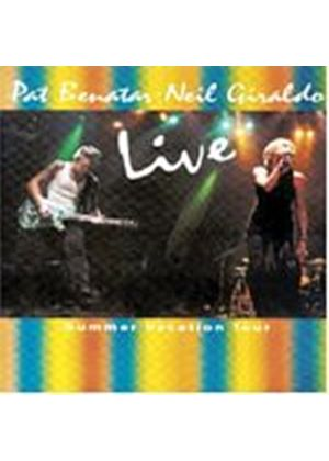 Pat Benatar And Neil Giraldo - Summer Vacation - Live (Music CD)