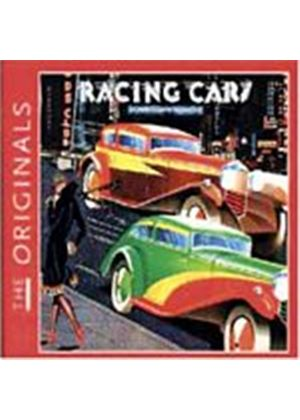 Racing Cars - Downtown Tonight (Music CD)