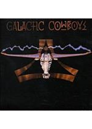 Galactic Cowboys - Galactic Cowboys (Music CD)
