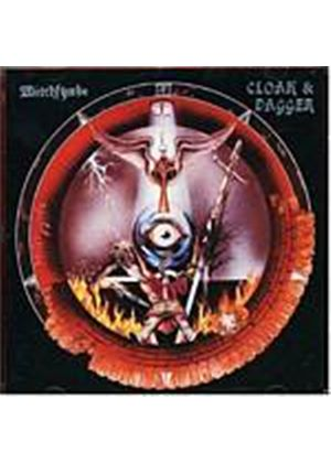 Witchfynde - Cloak And Dagger (Music CD)