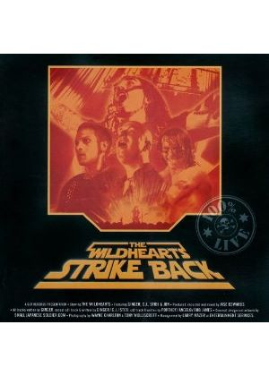 The Wildhearts - Strike Back (Music CD)